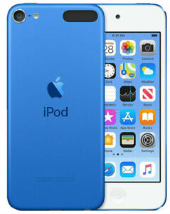 New Apple iPod touch (7th generation)-Blue, 256GB, 1 year warranty