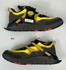New Balance 850 Mens Size 11.5 All Terrain Trail Sneakers Yellow Black MS850TRF