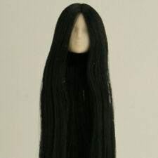 Obitsu Doll 27cm hair implantation head for Whity body (27HD-F01WC01) BLK