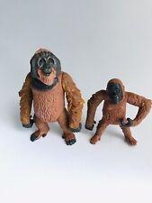 """Orangutan Posable Figure 4""""-6"""" Figure Animal Action Figure Lot"""