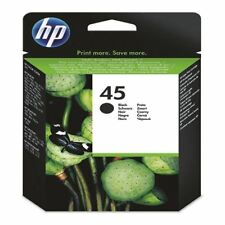 HP 45 Black Inkjet Cartridge 51645AE, Capacity: 42ml [HP51645A]