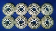 Outdoor Rollerblade Inline Hockey Fitness Skate Wheels (70mm / 78A) Clear