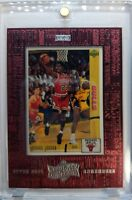 1999 99 UPPER DECK ATHLETE OF THE CENTURY UD REMEMBERS Michael Jordan #UD1 RARE!