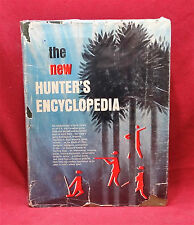 3 Book Lot-Hunter's Encycl./Hunting Across North Am./Wild Horses of America
