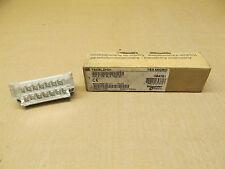 1 NIB SCHNEIDER AUTOMATION TSX-BLZ-H01 TSXBLZH01 HALF TR BLK TSX 37