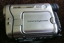 Sony Handycam CCD-TRV138 Camcorder - Silver (Repair or Parts)