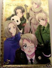 Axis Powers Hetalia promo card trading official anime world series