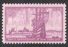 USA 1953 Ships/Sail/Sailing/Boats/Buildings/Windmill/Transport 1v (n24283)