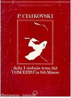 Pjotr Tschaikowski: Themen Ab Konzert Für Klavier - Soleado
