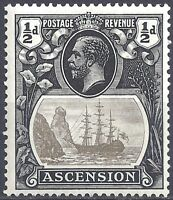 Ascension British Colony - Ascension Colonia Britannica - Sc#10 MNH FVF