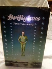 Samuel R. Delany DRIFTGLASS Book Club Edition