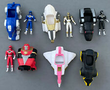 1995 MIGHTY MORPHIN POWER RANGERS MCDONALDS HAPPY MEAL FIGURES AND ANIMALS LOT