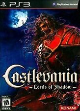 Castlevania: Lords of Shadow Limited Edition (Playstation 3) New,Factory Sealed.