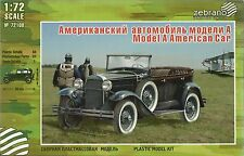 Zebrano 1/72 (20mm) Ford Model A Passenger Car