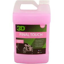 Final Touch - Quick Detailer 3D Products 1 Gallon 403G01