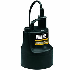 "Wayne GFU110 - 11 GPM (3/4"") Oil-Free Submersible Multi-Purpose Utility Pump"
