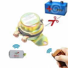 Drahtlos Fernbedienung Hauptstromschalter Batterietrennschalter Pkw-Sicherheit