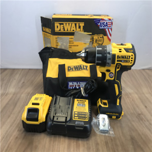 Dewalt 20V MAX XR Lithium-Ion Brushless Cordless 1/2 in. Drill/Driver