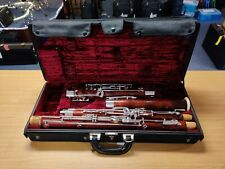 More details for oscar adler 1356 intermediate bassoon (used instrument, fully serviced)