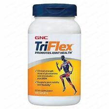GNC Triflex Joint Support Health Glucosamine Chondroitin 120caps