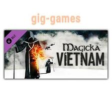 Magicka: Vietnam AddOn/DLC PC spiel Steam Download Link DE/EU/USA Key Code