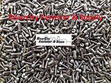 (1) M4-0.7x12 Socket / Allen Head Cap Screw Stainless Steel 4mm x 12mm / M4x12