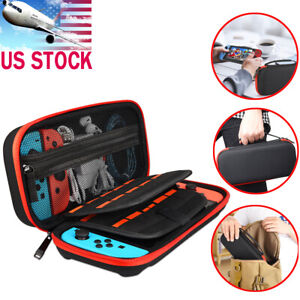 for Nintendo Switch Carrying Case Hard Shell Portable Pouch Screen Protector US