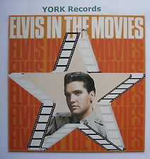 ELVIS PRESLEY - Elvis In The Movies - Ex Con LP Record Readers Digest RDS 9007