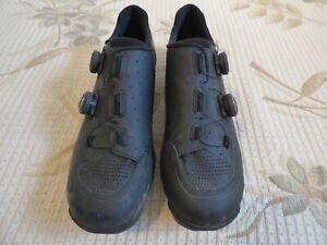 MTB Schuhe Bontrager XXX Carbon Größe 45 gebraucht Top Zustand optische Macken