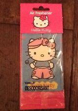 Bnip Nuevo Disney Hello Kitty Rectangular Colgante ambientador