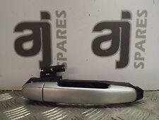 # TOYOTA RAV 4 2.0 PETROL 2005 DRIVERS SIDE REAR EXTERNAL DOOR HANDLE