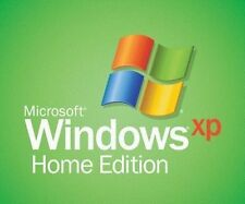 Windows XP Home 32 bit Edition with SP3 Full Install CD & Product Key