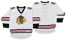 Reebok NHL Little Kids Chicago Blackhawks Blank Jersey, 4-7