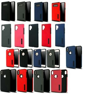 lot 5 ULTRA hybrid Shockproof Protector Case Cover for SAMSUNG A12 iphone MOTO