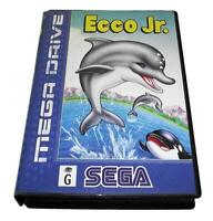 Ecco Jr Sega Mega Drive PAL *No Manual*