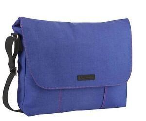 TIMBUK2 Cobalt Expressway Laptop Polyester Messenger Bag 245049 size S