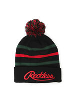 e1286df7c7f New Young   Reckless Big R Script Knit Cap Hat Beanie