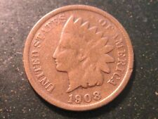 1908-S Indian Head Cents                                                  (77th)