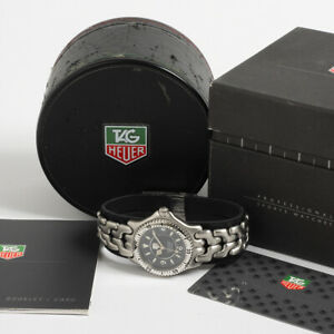 Tag Heuer S/EL (sports elegance) ref WG5211. Box & Papers. Excellent Condition.