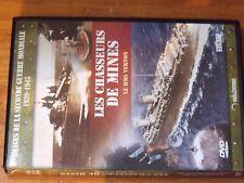 $$$ DVD Images de la Seconde Guerre Mondiale 1939-1945Les chasseurs de mines