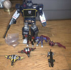 Takara Tomy Transformers Masterpiece MP-13 Soundwave And Cassettes For Sale