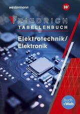 Friedrich - Tabellenbuch. Elektrotechnik / Elektronik von Andreas Dümke (2020, Gebundene Ausgabe)