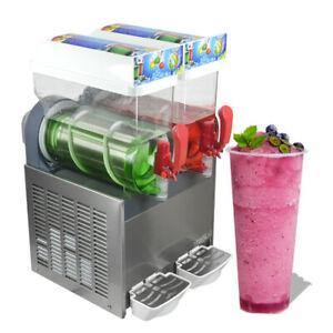 Kolice Commercial Magarita Slushy Machine Frozen Beverage Making Machine