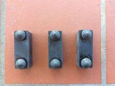 HONDA CB125 CB200 CB350 CL350 CB400 CB450 CB500 CB750 GL1000 3 seat rubbers B