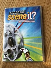 Scene It Lights, Camera, Action (Microsoft Xbox 360, 2007) Disk Only H3