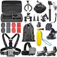 Kit Accesorios Básico Para Camara SjCam Sj4000 Sj5000 Sj6000 M10 M20 Palo Arnes
