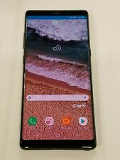 Samsung Galaxy Note8- GSM Unlocked - Black - 64GB - High Burn/Dead Pixel # N8342