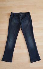 weiche Jeanshose Jeans Gr. 42 MarcCain strech dunkelblau wie neu