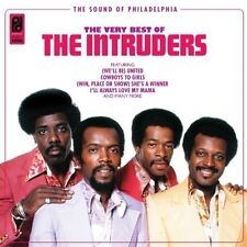 The Intruders - Intruders: Very Best of [New CD] Holland - Import