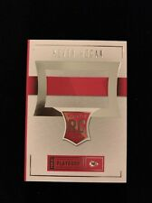 2016 Panini Playbook Kevin Hogan Rookie Dual Jersey Auto 86/199 Browns Stanford